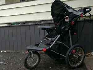 Baby Trend jogging stroller Kitchener / Waterloo Kitchener Area image 1