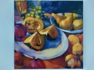 Nature morte, reproduction sur toile. Saguenay Saguenay-Lac-Saint-Jean image 1
