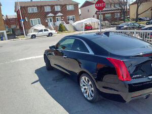 2015 Cadillac ATS Coupe Coupe Coupe (2 door)