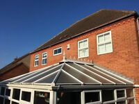 Conservatory Ultraframe Roof 4m x 4m