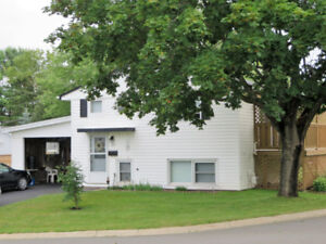 Split Entry Home in the Heart of Oromocto