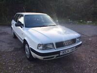 Immaculate Audi 80 avant 12 months mot