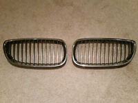 BMW Original Chrome Grill