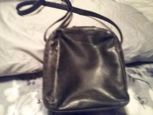 Derek Alexander leather organizer purse