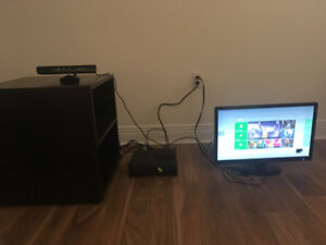 120GB Xbox 360... 4GB Xbox 360 w/ Kinect... and games collection