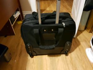 Brand New Travel Laptop Case on wheel. Priced for quick sale