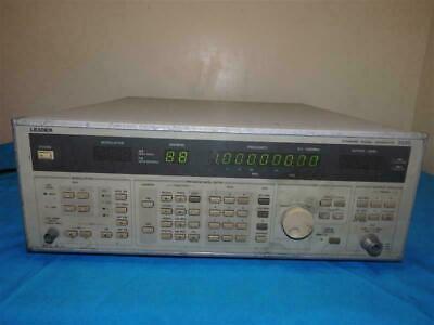 Leader 3220 Standard Signal Generator