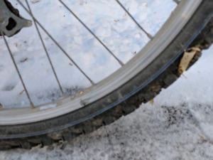 21 speed Dyno Bike