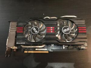 Asus GTX 770 Direct CU II GPU