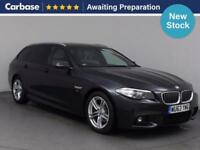 2013 BMW 5 SERIES 520d M Sport 5dr Step Auto