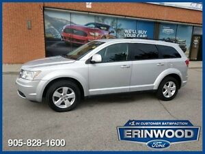 2010 Dodge Journey SXT7/PASS  V6 / ROOF / PWR GRP / ALLOYS
