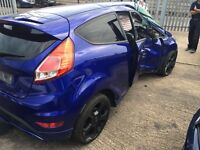 Ford Fiesta 1.6turbo st breaking for parts