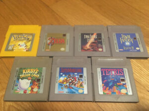 Games for Original GameBoy