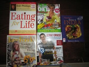 Healthy Diet Cookbooks