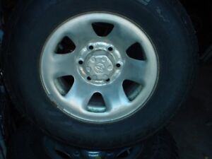 235/75R15 Tires & Wheels  Canyon, Mazda, Toyota, Chev, GM,Nissan