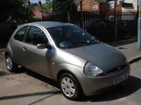 Ford Ka 1.3 1299cc 2004 Collection+68,698 MILES FROM NEW+1 FORMER+CHEAP+BARGAIN