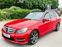 2011 Mercedes-Benz C Class 2.1 C220 CDI BlueEFFICIENCY Sport G-Tronic 5dr Estate
