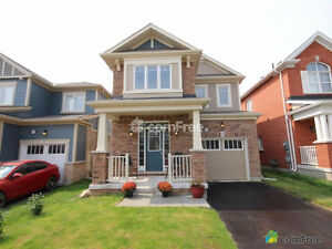 Waterdown New 4-Bed Detached House for Rent