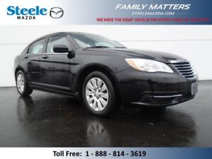 2012 Chrysler 200 LX oWN FOR $88 BI-WEEKLY WITH $0 DOWN!