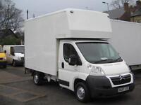 2007 CITROEN RELAY 2.2 HDi LUTON 120ps Diesel Van