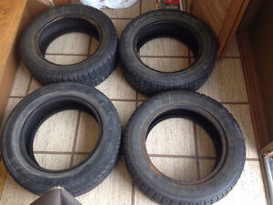 Tires Icetrac Nordic and Motomaster