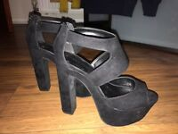 New Look Size 5 High Heels Un-worn *Open to Offers*