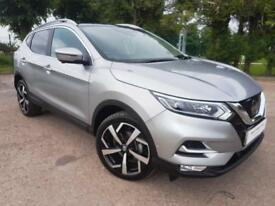 2017 17 Nissan Qashqai 1.5 Dci Diesel Manual Tekna with Glass Roof Pack