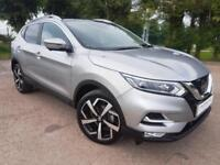 Nissan Qashqai 1.5 Dci Diesel Manual Tekna with Glass Roof Pack