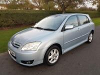 TOYOTA COROLLA 1.4 VVT-i COLOUR COLLECTION - 5 DOOR - 2007 - BLUE **FACE LIFT**