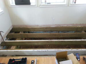 Let's level it unlevel or rotting away we can fix it Kingston Kingston Area image 4