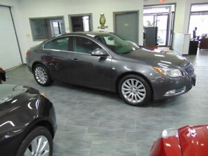 Buick Regal CXL TURBO 2011