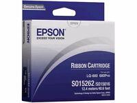 Epson Black Fabric Ribbon Cartridge for LQ150 (C13S015060)
