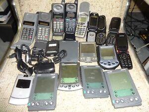 Palm /Motorola / Nokia /Samsung Older Cell Phones