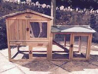 Guinea pig / rabbit hutch for sale