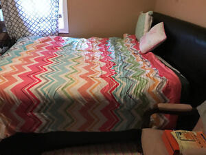 New Queen Size bed and Mattress