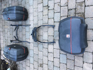 Valises / sacoches top case FZ-6