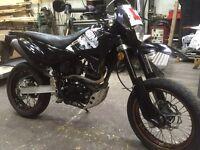 Sinnis Apache 125