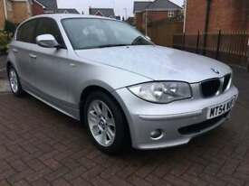 2005 BMW 118D 2.0 SE 5 DOOR HATCHBACK STUNNING EXAMPLE NEW M.O.T