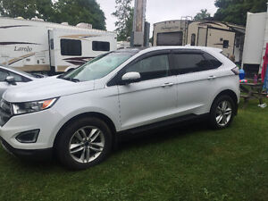 2015 Ford Edge SUV, Crossover-Extended Warranty