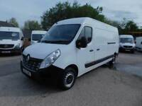RENAULT MASTER 2.3dCi LM35 125 Business L3 H2 LWB 1 OWNER NAV AIR CON