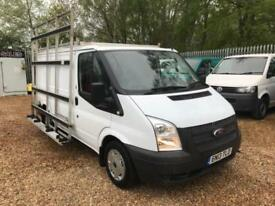 FORD TRANSIT 280 LR SWB LOW ROOF GLASS FRAIL low milage White Manual Diesel, 20
