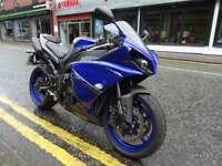 2014 64 Reg Yamaha YZF R1 8399 miles Full history HPI clear