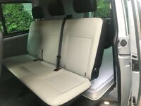 Genuine VW Transporter T5/T6 Rear Seats