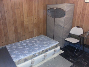 Bedroom for rent close to university south regina