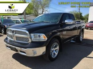 2015 Ram 1500 LARAMIE  - Leather Seats -  Cooled Seats -  Blueto