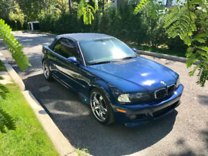 Bmw M3 2004 convertible SMG