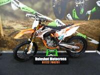KTM SXF 250 Motocross Bike Clean example