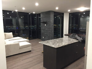 Luxurious Modern 2 Bedroom + 2 Full Bathroom Expo City 2 Condos
