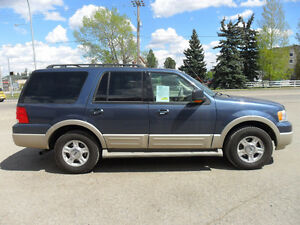 2005 Ford Expedition Eddie Bauer*4X4 *8 Passenger *Tow Pkg.*Leat