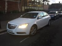 Vauxhall insignia 2.0cdti 160 bhp 6/speed £30 tax